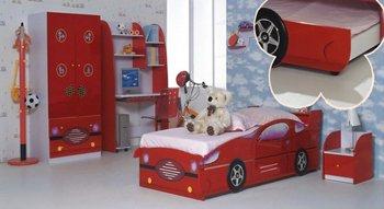 Pin tags lit enfant on pinterest - Deco chambre enfant voiture ...