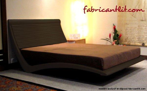 Fabricant lit lit bois for Les plus beaux lits